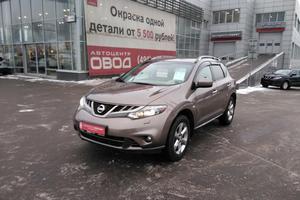 Авто Nissan Murano, 2010 года выпуска, цена 899 000 руб., Москва