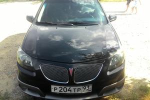 Автомобиль Pontiac Vibe, хорошее состояние, 2003 года выпуска, цена 340 000 руб., Краснодар