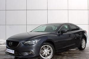Авто Mazda 6, 2014 года выпуска, цена 1 059 200 руб., Москва