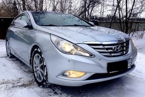 Автомобиль Hyundai Sonata, отличное состояние, 2010 года выпуска, цена 760 000 руб., Щелково