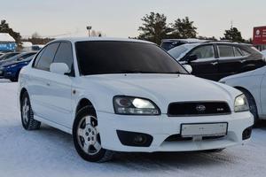 Авто Subaru Legacy, 2003 года выпуска, цена 299 000 руб., Екатеринбург