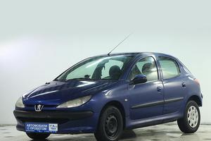 Авто Peugeot 206, 2003 года выпуска, цена 177 000 руб., Москва
