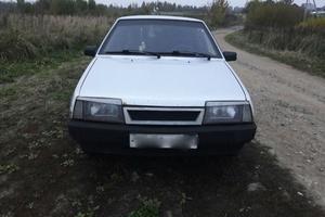 Автомобиль ВАЗ (Lada) 2109, среднее состояние, 2001 года выпуска, цена 40 000 руб., Смоленск
