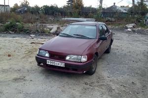 Автомобиль Ford Sierra, среднее состояние, 1992 года выпуска, цена 40 000 руб., Старый Оскол