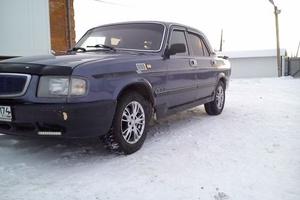 Подержанный автомобиль ГАЗ 3110 Волга, хорошее состояние, 2002 года выпуска, цена 70 000 руб., Челябинск