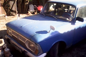 Автомобиль ИЖ 2125, среднее состояние, 1977 года выпуска, цена 17 000 руб., Ейск
