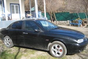 Автомобиль Alfa Romeo 156, хорошее состояние, 1999 года выпуска, цена 250 000 руб., Алупка