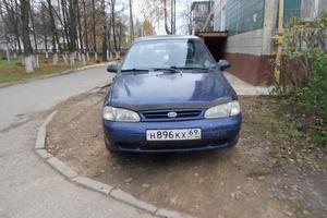 Подержанный автомобиль Kia Avella, среднее состояние, 1997 года выпуска, цена 80 000 руб., Волоколамск