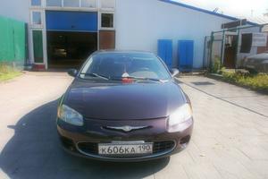 Автомобиль Chrysler Sebring, хорошее состояние, 2003 года выпуска, цена 240 000 руб., Ногинск