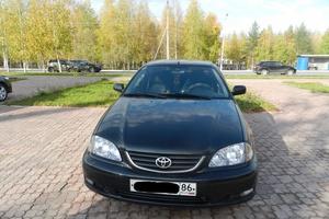 Автомобиль Toyota Avensis, отличное состояние, 2001 года выпуска, цена 300 000 руб., Нижневартовск