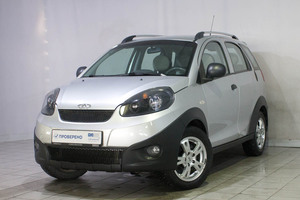 Авто Chery IndiS, 2013 года выпуска, цена 320 000 руб., Санкт-Петербург