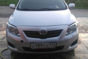 Автомобиль Toyota Corolla, отличное состояние, 2008 года выпуска, цена 450 000 руб., Челябинск