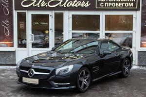 Авто Mercedes-Benz SL-Класс, 2012 года выпуска, цена 3 850 000 руб., Москва