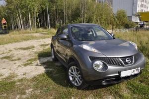 Подержанный автомобиль Nissan Juke, отличное состояние, 2014 года выпуска, цена 820 000 руб., Сургут
