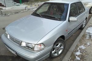Подержанный автомобиль Hyundai Pony, хорошее состояние, 1994 года выпуска, цена 50 000 руб., Казань
