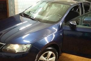 Автомобиль Skoda Rapid, отличное состояние, 2014 года выпуска, цена 649 000 руб., Королев