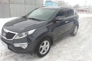 Подержанный автомобиль Kia Sportage, отличное состояние, 2012 года выпуска, цена 900 000 руб., Сургут