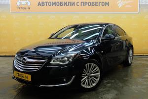 Авто Opel Insignia, 2014 года выпуска, цена 890 000 руб., Москва