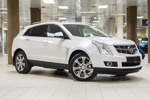 Авто Cadillac SRX, 2010 года выпуска, цена 1 077 777 руб., Москва