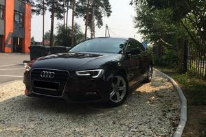 Автомобиль Audi A5, отличное состояние, 2013 года выпуска, цена 1 200 000 руб., Екатеринбург
