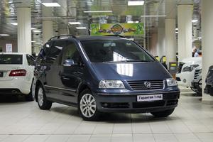 Авто Volkswagen Sharan, 2004 года выпуска, цена 455 555 руб., Москва