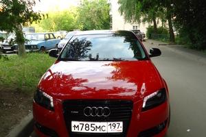 Подержанный автомобиль Audi A3, отличное состояние, 2008 года выпуска, цена 580 000 руб., Фрязино