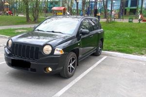 Автомобиль Jeep Compass, среднее состояние, 2007 года выпуска, цена 435 000 руб., Казань