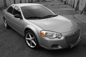 Автомобиль Chrysler Sebring, хорошее состояние, 2004 года выпуска, цена 355 000 руб., Красноярск