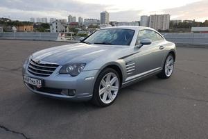 Автомобиль Chrysler Crossfire, отличное состояние, 2004 года выпуска, цена 750 000 руб., Севастополь