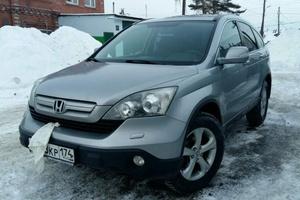 Автомобиль Honda CR-V, хорошее состояние, 2008 года выпуска, цена 730 000 руб., Челябинск