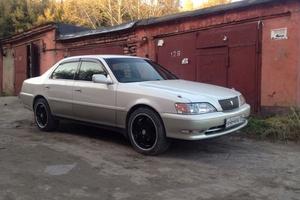 Автомобиль Toyota Cresta, хорошее состояние, 1997 года выпуска, цена 239 000 руб., Новосибирск