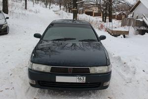 Автомобиль Toyota Cresta, среднее состояние, 1993 года выпуска, цена 120 000 руб., Тольятти