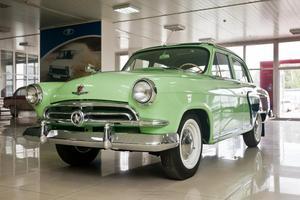 Авто ГАЗ 21 Волга, 1958 года выпуска, цена 2 300 000 руб., Владимир