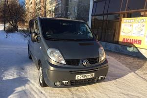 Автомобиль Renault Trafic, отличное состояние, 2010 года выпуска, цена 900 000 руб., Екатеринбург