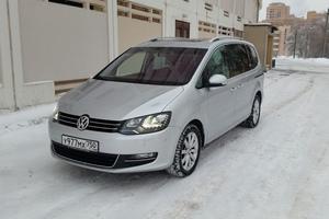 Автомобиль Volkswagen Sharan, отличное состояние, 2011 года выпуска, цена 1 145 000 руб., Москва
