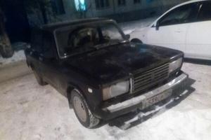 Автомобиль ВАЗ (Lada) 2107, отличное состояние, 1999 года выпуска, цена 30 000 руб., Челябинск