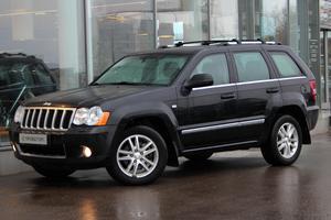 Авто Jeep Grand Cherokee, 2008 года выпуска, цена 1 090 000 руб., Москва