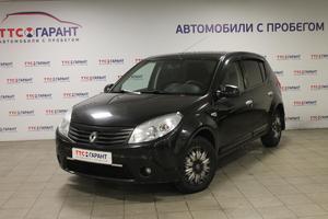 Авто Renault Sandero, 2013 года выпуска, цена 402 200 руб., Казань