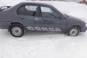 Автомобиль Toyota Corsa, хорошее состояние, 1992 года выпуска, цена 120 000 руб., Томск