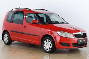 Авто Skoda Roomster, 2011 года выпуска, цена 389 000 руб., Воронеж