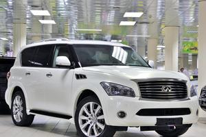 Авто Infiniti QX-Series, 2011 года выпуска, цена 1 859 999 руб., Москва