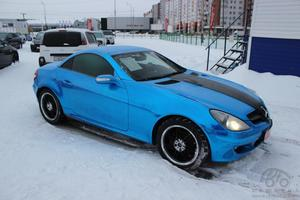 Авто Mercedes-Benz SLK-Класс, 2006 года выпуска, цена 773 000 руб., Тюмень