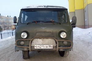 Подержанный автомобиль УАЗ 39094, хорошее состояние, 2005 года выпуска, цена 130 000 руб., Пыть-Ях