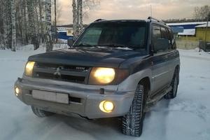 Автомобиль Mitsubishi Pajero Pinin, хорошее состояние, 2004 года выпуска, цена 440 000 руб., Екатеринбург