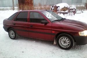 Автомобиль Ford Escort, отличное состояние, 1997 года выпуска, цена 100 000 руб., Тольятти