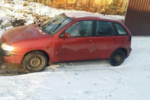 Автомобиль SEAT Ibiza, среднее состояние, 1999 года выпуска, цена 80 000 руб., Санкт-Петербург
