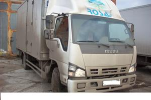 Автомобиль Isuzu N-Series, хорошее состояние, 2008 года выпуска, цена 790 000 руб., Омск