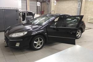 Автомобиль Peugeot 407, хорошее состояние, 2005 года выпуска, цена 300 000 руб., Киров