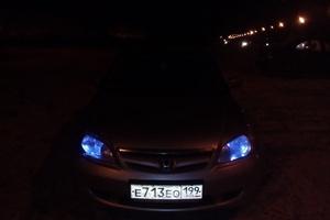 Подержанный автомобиль Honda Civic, хорошее состояние, 2003 года выпуска, цена 320 000 руб., пгт. Томилино