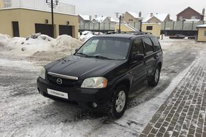 Авто Mazda Tribute, 2002 года выпуска, цена 299 000 руб., Москва